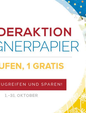 Designerpapier Sonderauktion