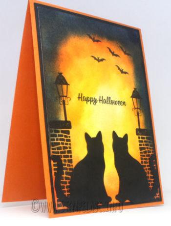 Catch the Sketch #13 Thema Halloween