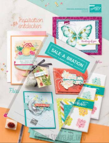 Frühjahr/Sommer Katalog und SAB Broschüre 2018 vorbestellen