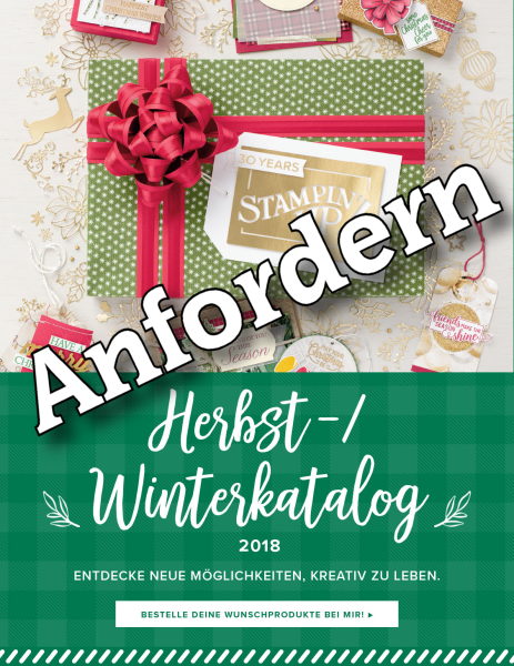 Herbst Winter Katalog 2018-2019 Stampin´UP!