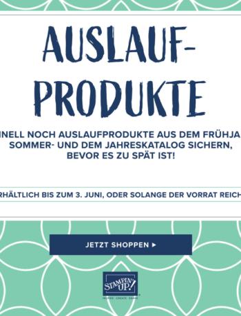 Auslaufprodukte zum Jahreskatalog 2018 -2019 und Frühjahr/-Sommerkatalog