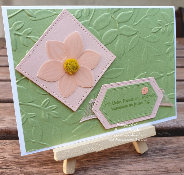 Stamp Sisters Florale Freude