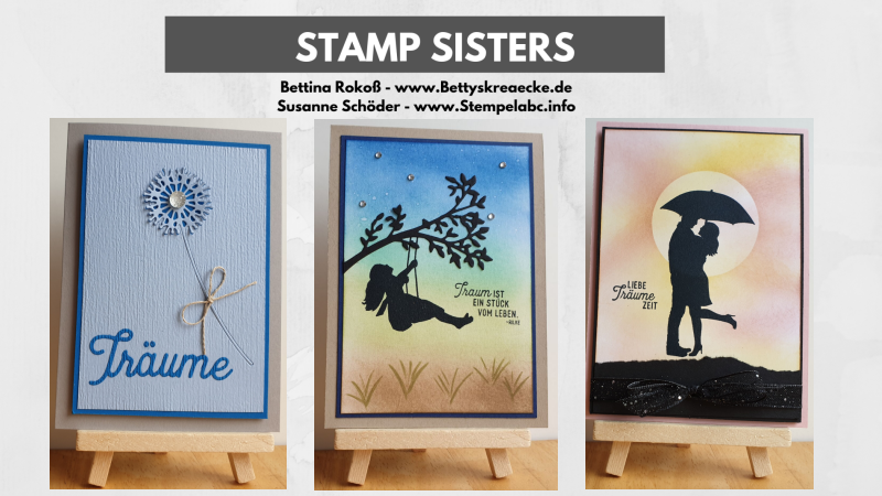 Stamp Sisters Schattenspiele