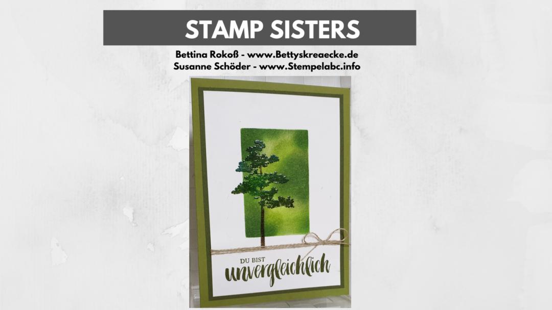 Stamp Sisters Kraft der Natur