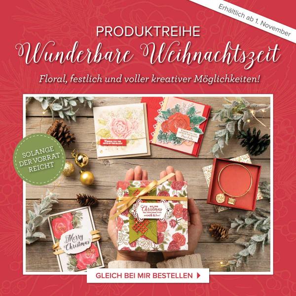 Was es im November neues gibt, Wunderbare Weihnachtszeit/Papierschneider
