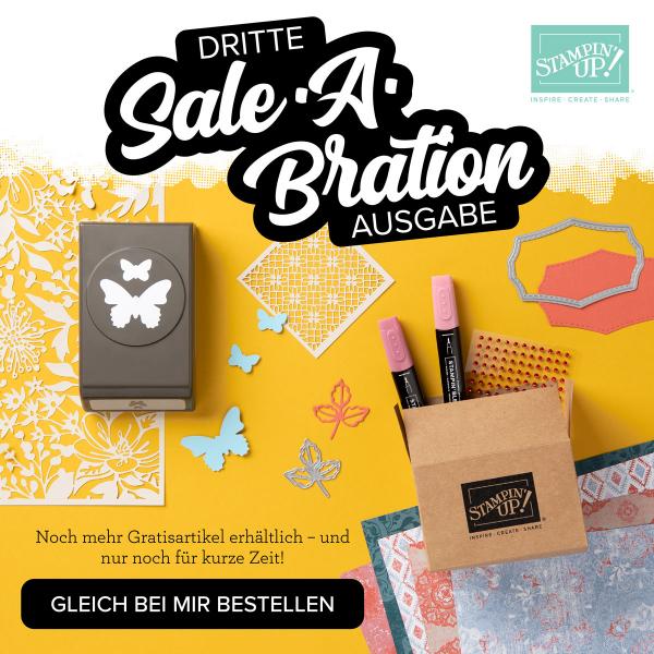 Neue Gratis Produkte zur Sale-a-Bration