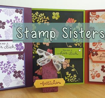 Stamp Sisters - Zauberhafte Grüße