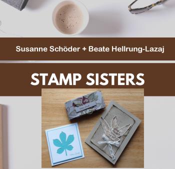Stamp Sisters - Wunderbare Blätter