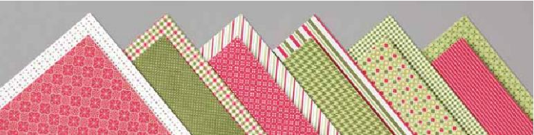 Designerpaier + Farbkarton Weihnachten