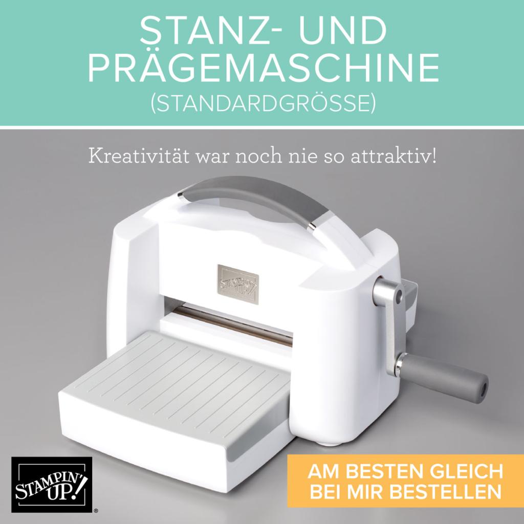 STANZ- UND PRÄGEMASCHINE