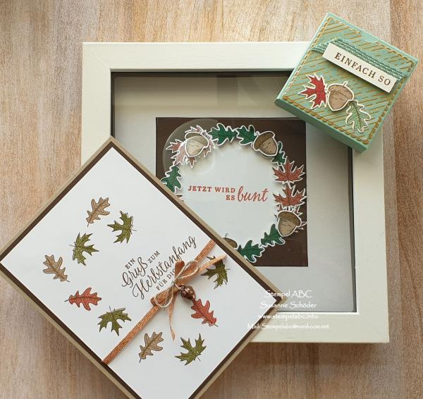 Stamp Sisters - Wunderbarer Herbst