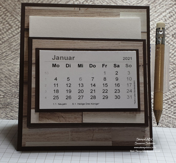 Workshop to Go - Kalender