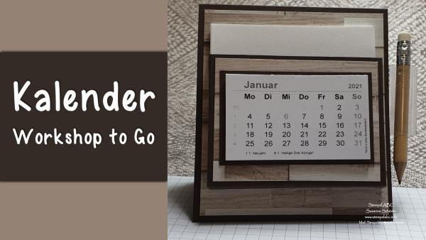Kalender - Workshop to Go