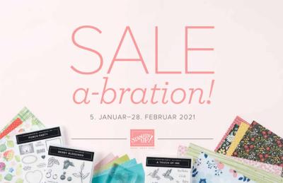 Sale a-bration Januar - Februar2021