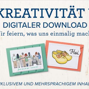 DURCH KREATIVITÄT VEREINT - Gratis Download