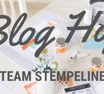 Blog Hop - Team Stempeline _Goodies
